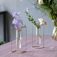 "PIKE(ピケ)""stand brass vase / スタンドブラスベース"""
