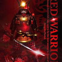 RED WARRIOR 紅-幸村- 4切ワイド額入り HG