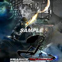 Shadow warriors -伊賀上忍 半蔵 改- 4切ワイド額入りHG