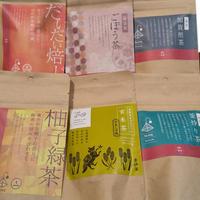 【送料無料】ティーバッグ茶6パックセット