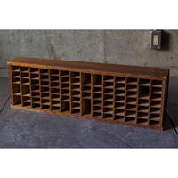 活版印刷所の木箱