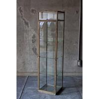 鉄枠ガラスショーケース