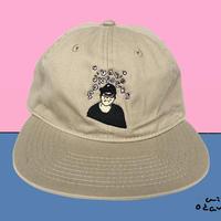 我らが淳子CAP(高齢者着用率高めカラー)💄beige