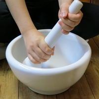 乳鉢・乳棒セット 8寸(24Cm)