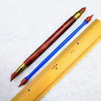 ゴムピックペン2本組