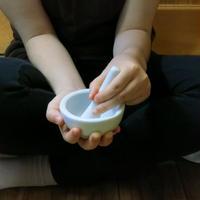 乳鉢・乳棒セット3寸(9Cm)