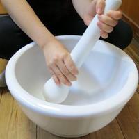 乳鉢・乳棒セット 尺(30Cm)