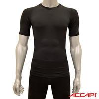 ACCAPI FIR 遠赤外線 腰サポートTシャツ メンズ  NN100