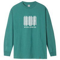 HUF LINEAR L/S TEE DEEP JUNGLE