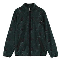 FAREWELL FLEECE JACKET DARK FOREST