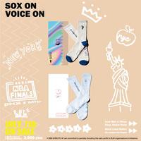 BLM & Enough Is Enough - 2 Socks Sets   feat. Rikuto AF | BLM靴下