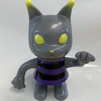 マスキャット(ファーストタッチエディション)purple_stripe