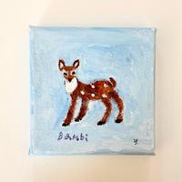 yoshiko abe「37.バンビ」
