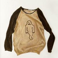 門川洋子「M-Silk Sweater」(原画)
