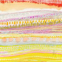谷口広樹「時空を超えた階層に意識が浸透して」原画作品