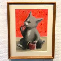 松本圭以子「最高のごほうび」原画作品