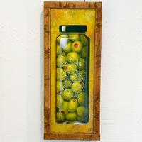 星野哲朗「stuffed olive 」原画作品