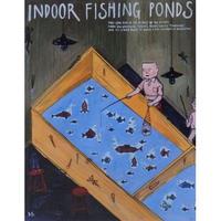 河村要助「INDOOR FISHING PONDS」 yosuke kawamura