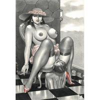 Namio Harukawa Original Work NO.208