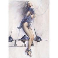 Hajime Sorayama Giclee Print #sp50