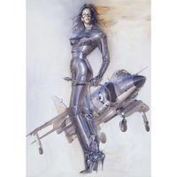 Hajime Sorayama Giclee Print #sp05