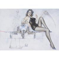 Hajime Sorayama Giclee Print #sp86