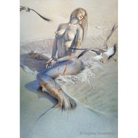 Hajime Sorayama Giclee Print #shw011