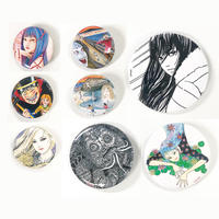 Can-badge Set ALL (8 pieces)