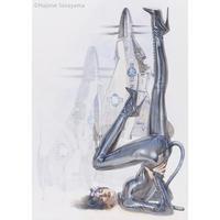 Hajime Sorayama Giclee Print #SP89