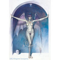 Hajime Sorayama Giclee Print #006