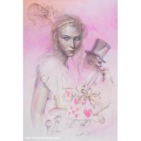 Hajime Sorayama Giclee Print #025
