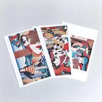 YAMAMOTO Takato Project Erotica Postcard Set