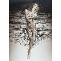 Hajime Sorayama Giclee Print #shw007