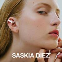 SASKIA DIEZ【STRIPE EARCUFF NO5】ストライプ イヤーカフ(片耳用)  サスキア ディーツ