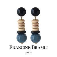 FRANCINE BRAMLI PARIS【MUNGO SA  Earrings】イヤリング フランシーヌブラムリパリ
