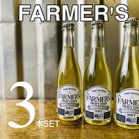 FARMER'S CRAFT CIDER 375ml 3本セット