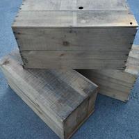 りんご 木箱 DIY インテリア  3箱お得セット