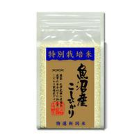 魚沼産コシヒカリ 特別栽培米 20セット  20kg (1kg✕20パック) [特別米] 真空パックシリーズ