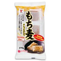 もち麦 ケース販売 3.24kg (270g✕12袋) 国内産水稲もち米100% [たいまつ] 新潟特選品シリーズ
