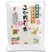 新潟県産こがねもち  特別栽培米 切り餅  ケース販売  7kg (700g✕10袋)  新潟産こがねもち100%  [たいまつ]  新潟特選品シリーズ