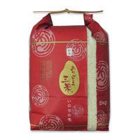 新潟産いのちの壱 5kg  ありがとう三米 [超大粒米] 契約栽培米シリーズ