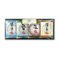 笹川流れの塩 しあわせ塩 160g  (40g✕4) 吉野屋 [ ゆうパケット] [越後塩] 新潟特選品シリーズ