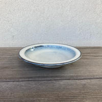 縁付皿(7寸/約21cm)海鼠 (04)