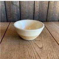 切立鉢(5寸/約15cm)白・下焼き締め (10)