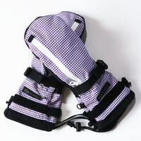 GORE-TEX 3Layer ギンガムチェック【purple】