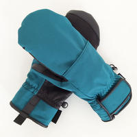 2WAYストレッチSHORT Mitt 《BLUEGREEN》