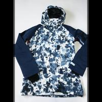 Women's N3B Jacket 【プリント 切替 ジャケット 】