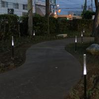 スフェラーガーデンライト  /  SPHELAR GARDENLIGHTS
