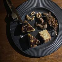 アップサイドダウンケーキ ダークブレンドコーヒー(粉)セット