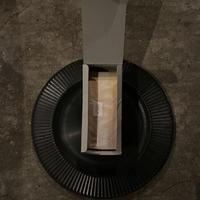 チーズケーキ ダークブレンドコーヒー(粉)セット